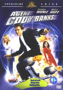 Agent Cody Banks DVD