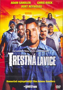 Trestná lavice DVD