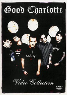 Good Charlotte Video Collection DVD