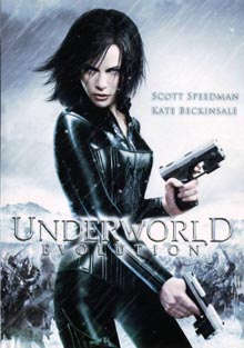 Underworld Evolution DVD