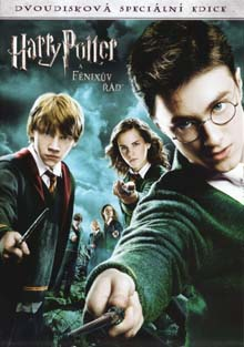 Harry Potter a Fénixův řád DVD