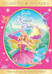 Barbie kouzlo duhy DVD