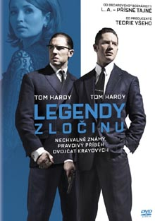 Legendy zločinu DVD