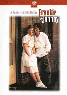 Frankie & Johnny DVD
