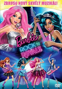Barbie Rock'n Royals DVD